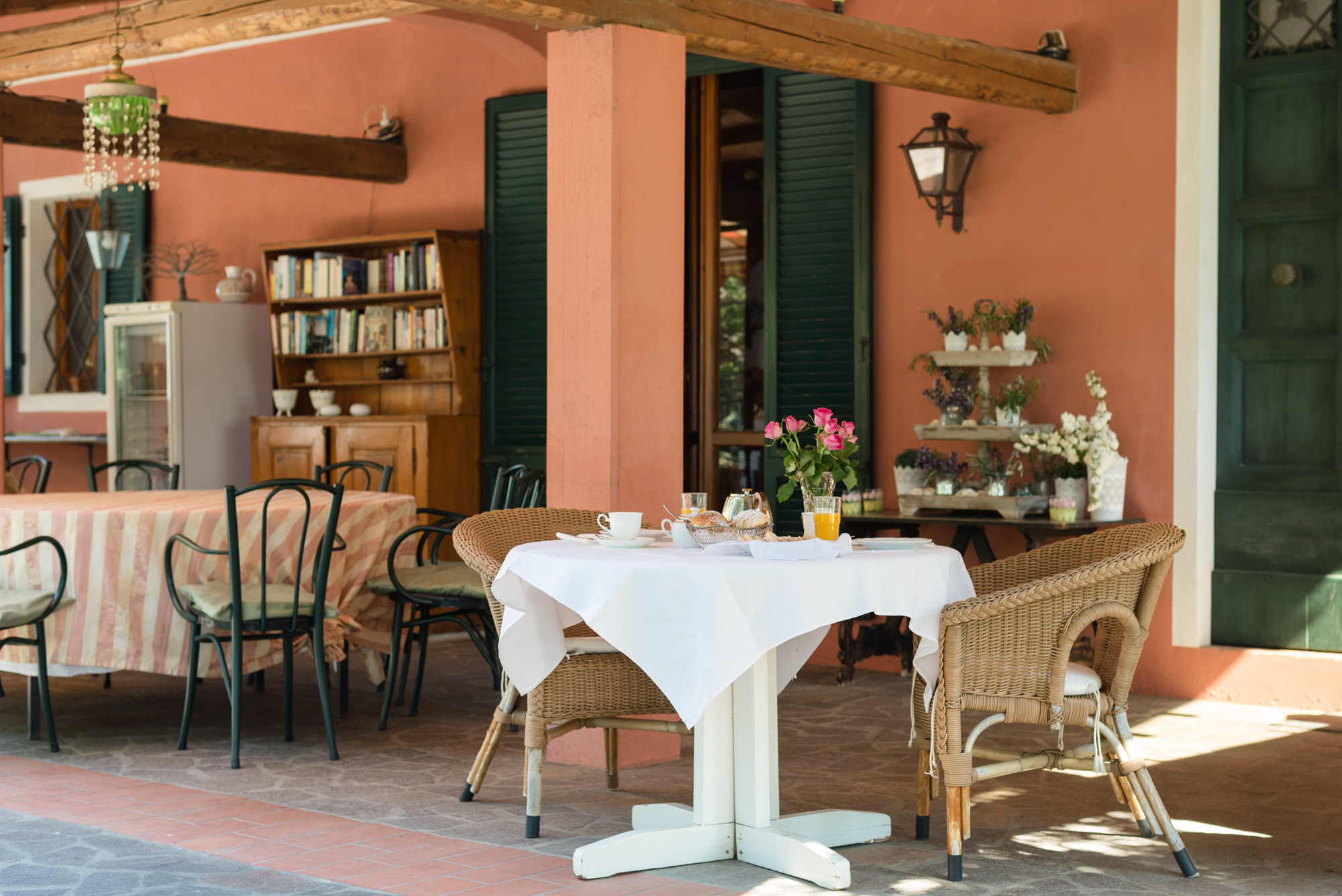 bed and breakfast Toscana mare